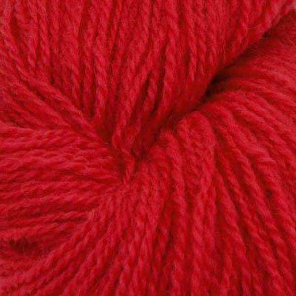 Bilde av Fjord sokkegarn 2, rød