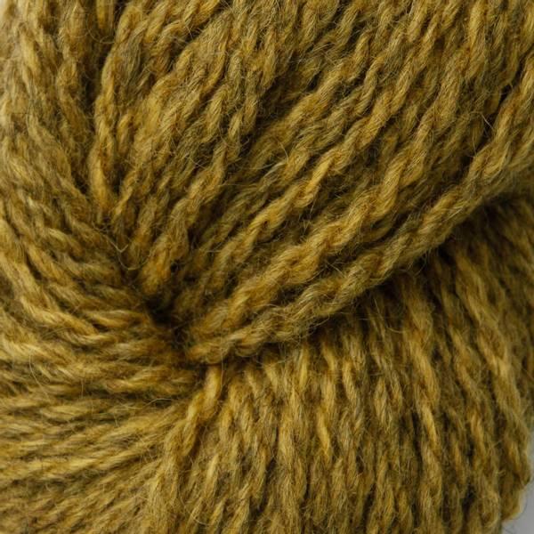 Bilde av Blåne pelsullgarn, gul